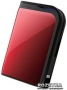 MiniStation Extreme 1TB HD-PZ1.0U3R-RU 2.5 USB 3.0 External Red