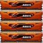 DDR3 G.Skill Original 16GB KIT (4*4GB) PC3-17000 (PC3-2133) Ares NEW CL11 F3-2133C11Q-16GAO