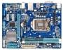 Материнская плата Gigabyte GA-H61M-S1 - mATX, LGA 1155, Intel H61 Express, 2xDDR3, 1xPCI-E x16 / 1xPCI-E x1, 7.1 CH, HDA
