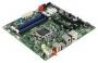Материнская плата Pegatron IPM6X-GS - mATX, LGA 1155, Intel P67, 4xDDR3, 2xPCI-E x16 / 2xPCI-E x1, 7.1 CH, HDA