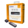 Тюнер TV AverMedia TV+FM Hybrid Volar HD USB, Analog, DVB-T