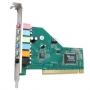 Звуковая карта VIA Tremor 7.1 - Внутренний, 24 бит, 96 кГц, PCI