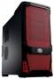 Корпус Cooler Master USP 100, с БП 500Вт, черно-красный (RC-P100-RKPL)