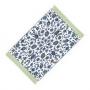 Коврик для мыши iTOY Carpet (персидский ковёр), голубой
