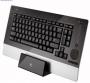 Keyboard Logitech Cordless diNovo Edge (USB, BT, 17 multimedia btn, TouchDisc™, slim design)