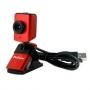 DeTech FM845 Red