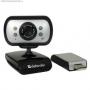 Веб-камера Defender 0,3МПикс GLory 340 Wireless 0.3 Мп,беспроводная,кн-ка фото 63340