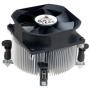 Система охлаждения GlacialTech 1155 90W - для процессора, 800 - 3600 об/мин, Воздушное, 80 мм, 15 - 38 дБ
